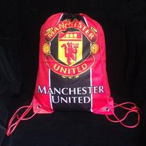 Mochila Manchester United: Para Colegio, Gimnasio, Viaje