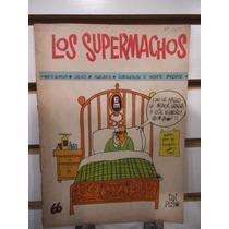 Comic Los Supermachos 66 Editorial Meridiano