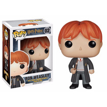 Harry Potter Ron Weasley Figura De Vinyl Funko Pop!