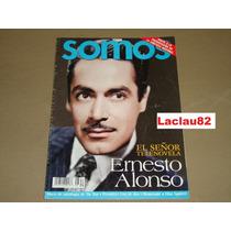 Ernesto Alonso El Señor Telenovela Revista Somos 2002
