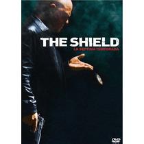 The Shield. El Escudo Temporada 7, Siete. Serie De Tv Dvd