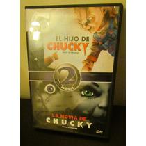 El Hijo De Chucky La Novia De Chucky