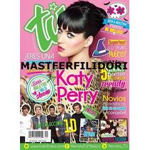 Katy Perry One Direction Revista Tu Octubre 2014