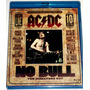 Blu-ray Ac/dc No Bull!! Live From Madrid Espa�a!! Au1