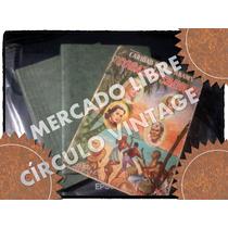 Caridad Bravo Adams Corazon Salvaje 3 T.completa 1a Ed.1957!