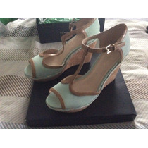 Zapatos Plataformas Dama Tommy Hilfiger Talla 25.5