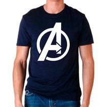 Playera The Avengers Marvel Comics Muchos Modelos Catalogo