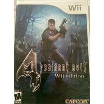 Wii, Resident Evil Nuevo Sin Envoltura