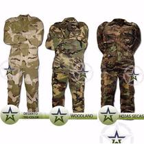 Uniforme Militar,pantalón O Camisola Camu Gotcha Airsoft