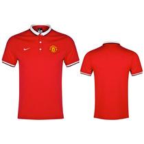 Camisa Polo Nike Manchester United 2015 !envío Gratis!