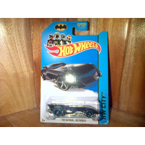 Batman The Batmobile Batimovil Hw City 61/250 Escala 1/64