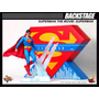 Superman Hot Toys Reeve Nuevo Pero No Sellado