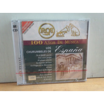 Los Churumbeles De España. 100 Años De Musica. 2cd.