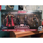 Avengers Infinite Series Thor Black Widow Bruce Banner Hawk