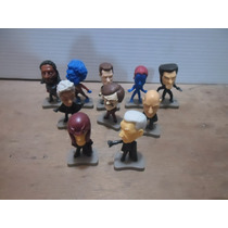 X-men Days Of Future Past 10 Cabezones Colección Completa
