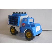 Camion Repartidor Pepsi Cola - Camioncito De Juguete Escala