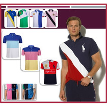 Playeras Tipo Polo Tommy Rl Originales