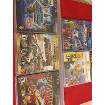 Juegos Fisicos De Play 3 Nuevos Caja Cerrada All Star Battle