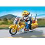 Playmobil 5523 Motocicleta Deportes Ciudad Accion Retromex