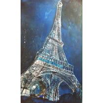 Pintura Decorativa, Ttulo: Paris Torre Eifel