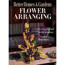 Flower Arranging,arreglos Florales 1957,libro Antiguo Vintag