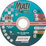Disco Multi-corte Para Acero, Pvc, Aluminio, Azulejo Piedra