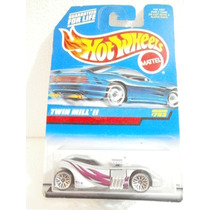 Hot Wheels Twin Mill Ii Gris Collect #783 1998