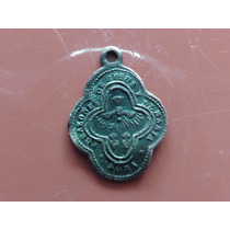 Medalla Antigua Del Siglo 19