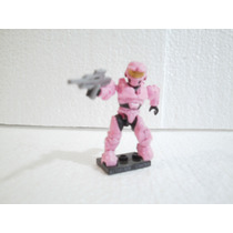Mega Bloks Halo Spartan Mark Iv Rosa