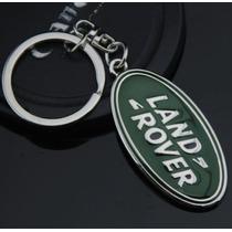 Llavero Colección Logo Land Rover Range Discovery Freelander