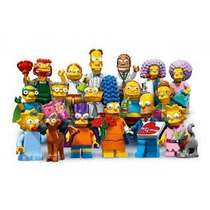Lego Simpsons Serie 2 Completa Sobres/ Catalogos