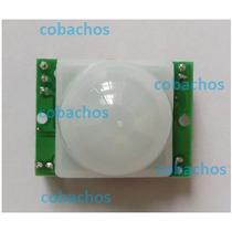 Sensor De Presencia Humana Pir , Arduino Pic Factura Avr