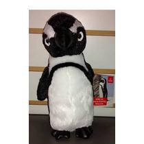 Pingüino De Peluche Aurora Mini Flopsie