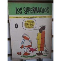 Comic Los Supermachos 98 Editorial Meridiano