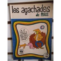 Comic Los Agachados De Rius 30 Editorial Posada