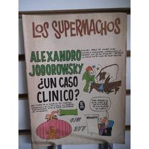 Comic Los Supermachos 277 Editorial Meridiano