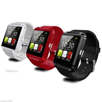 Smart Watch U8 Pro Compatible Android Bluetooth Y Iphone