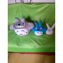 Set Mi Vecino Totoro Peluche!! Anime