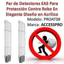 Detectores Eas Para Protección Contra Robo Elegante Diseño