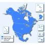 Mapa Garmin City Navigator North America Mexico 2015.30 Nuvi