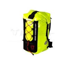 Pista Back Pack Impermeable Todo Tipo Moto 30lt