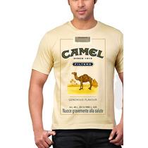 Playeras O Camiseta Camel, Estilo Cigarros 100% Nuevas
