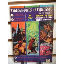 Tradiciones Y Leyendas De La Colonia 136 Edicion De Lujo