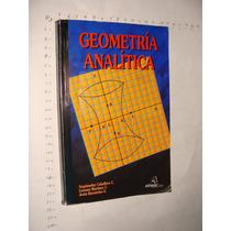 Libro Geometria Analitica, Arquimides Caballero, Año 2003, 3