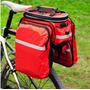 Bolsa Maleta Alforja Para Bicicleta. No Incluye Rack