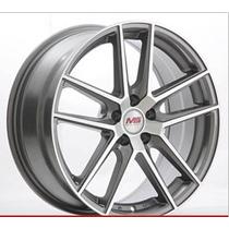 Rines R16 Ms Sport Deportivos 5-114 Sentra Civic Mazda
