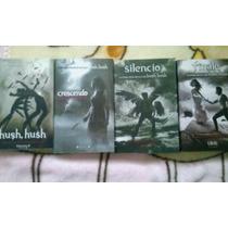 Saga De Hush Hush; Hush Hush, Crescendo, Silencio, Finale