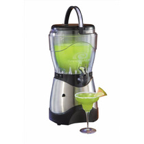 Maquina Para Margaritas Nostalgia Electrics Hsb590 Acero Ino