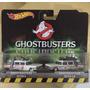 Hot Wheels - Pack Ghostbusters - Cazafantasmas Llantas Goma