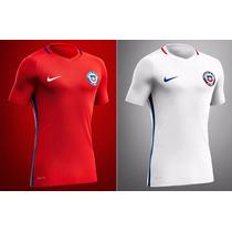Playera Jersey Chile 2016 Copa America Centenario, Original